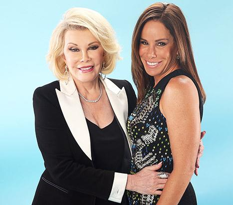 Melissa Rivers Scattered Mom Joan Rivers' Ashes While Vacationing in Wyoming