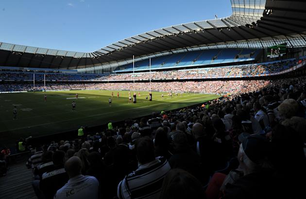 Rugby League - Super League - 2013 Magic Weekend - Hull FC v Hull KR - Etihad Stadium