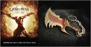 Get Exclusive Limited God of War: Ascension Key Chain at Digital Gateway Mini Challenge!