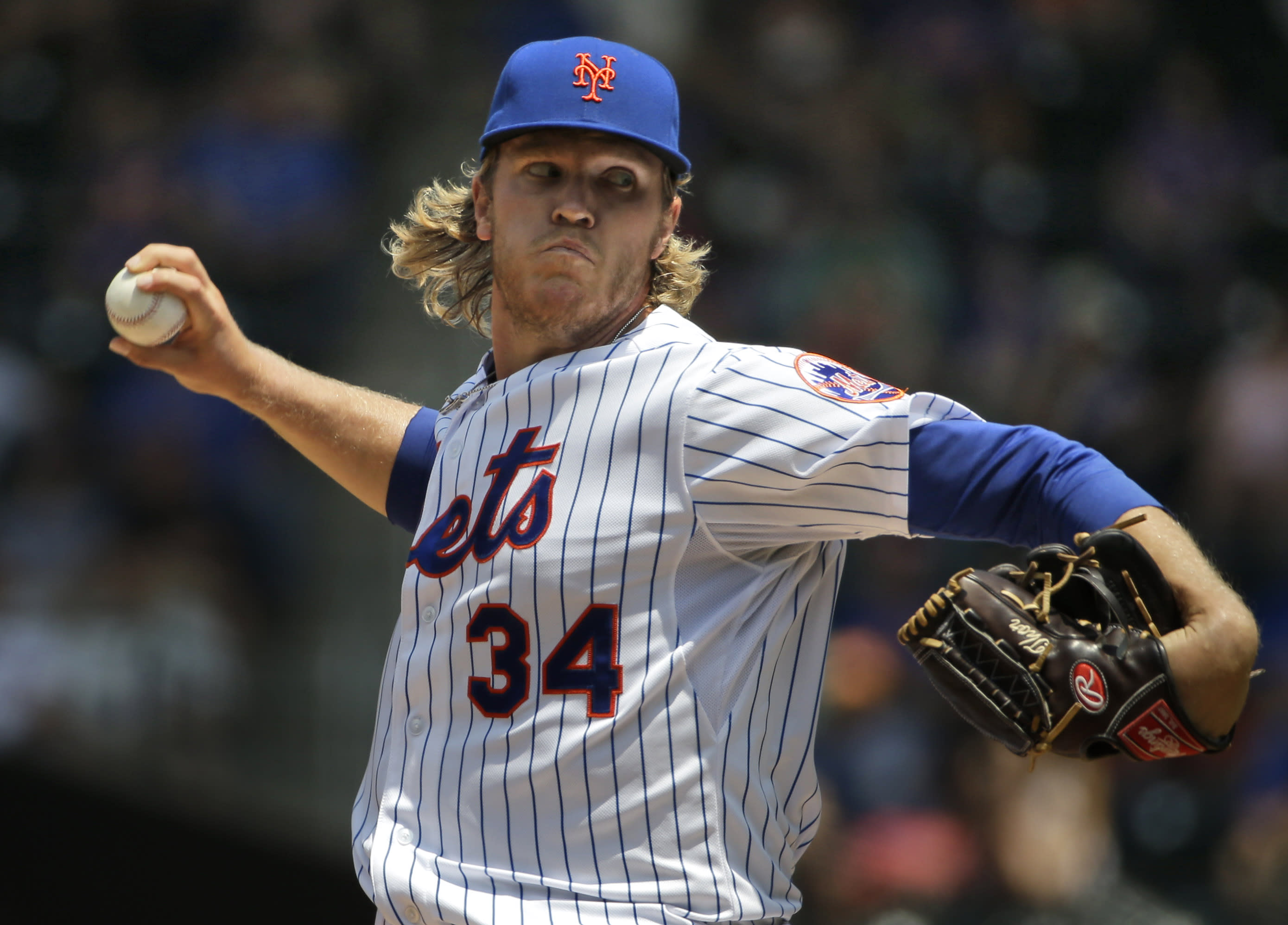 LEADING OFF: Syndergaard, Cole meet up, Jennings tries again