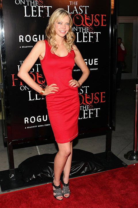 The Last House on the Left LA Premiere 2009 Riki Lindhome