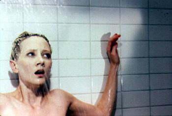 Anne Heche as Marion Crane in Universal's Psycho