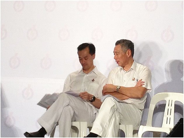 PAP Punggol East rally 24 January 2013