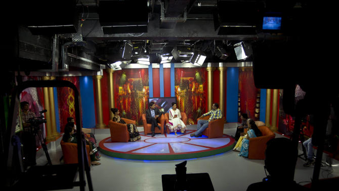 Indian TV channel seeks success with weddings