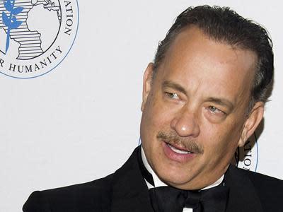 Tom Hanks honored by Elie Wiesel Foundation