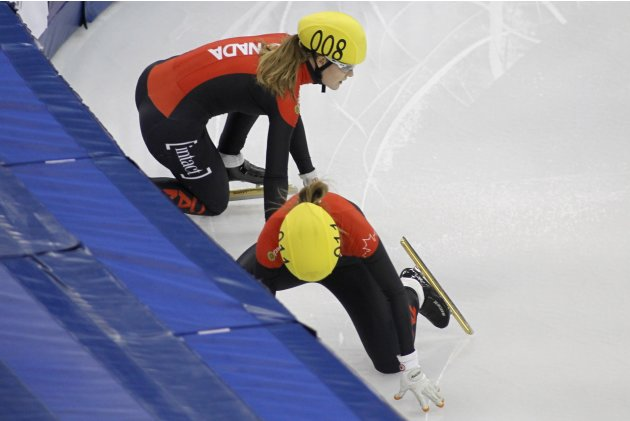 Essent ISU World Cup Short Track - Day 2
