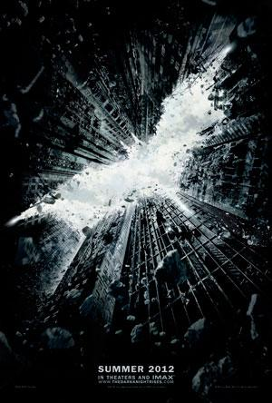Dark Knight Rises Poster 300