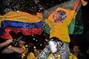 Five reported dead as Colombia celebrates World Cup 2014 qualification