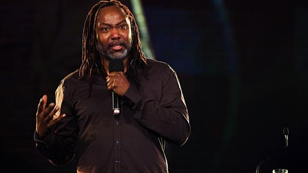 Reginald D Hunter at the PFA awards