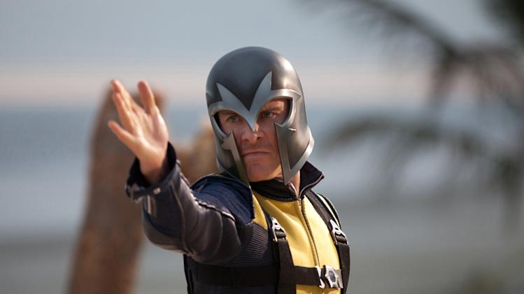 X Men First Class 2011 Michael Fassbender