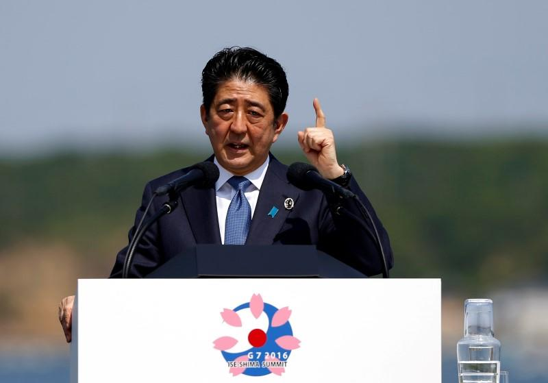 Japan's Abe to delay sales tax hike until 2019 - government source