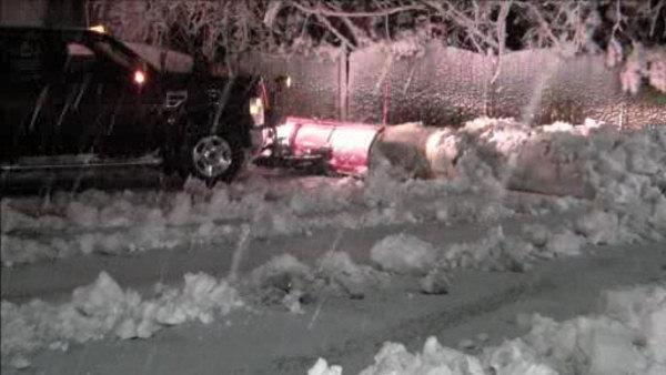 Snowstorm causes new power outages in NJ
