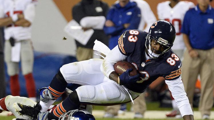 NFL: New York Giants at Chicago Bears