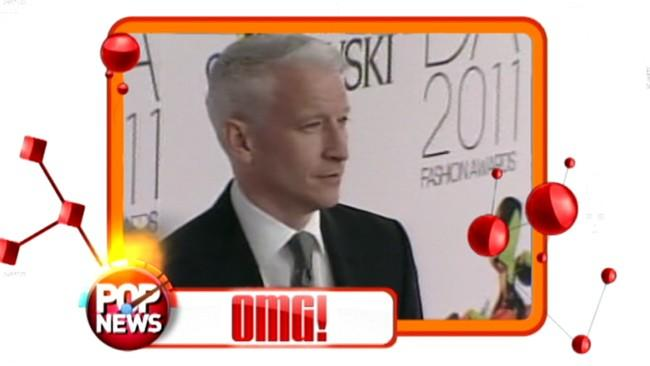 Anderson Cooper the Latest 'Swatting' Victim