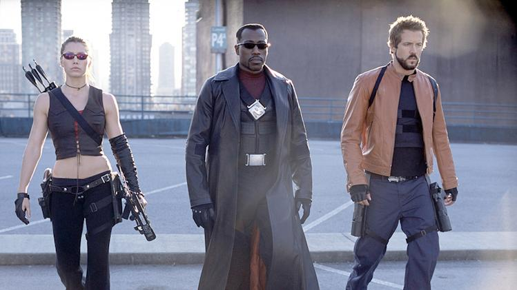 Worst Comic Adaptations 2008 Blade: Trinity