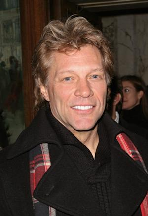 Jon Bon Jovi attends The Cinema Society With Chrysler & Bally Host The Premiere Of 'Stand Up Guys' After Party at The Plaza Hotel on December 9, 2012 in New York City -- Getty Premium