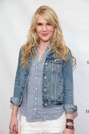 Lily Rabe attends Abercrombie & Fitch's presentation of their 2013 Stars on the Rise at The Grove on July 11, 2013 in Los Angeles -- Getty Images