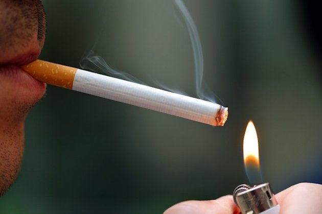 Smokers will have a tougher time finding somewhere to light up from next week. (Reuters file photo)