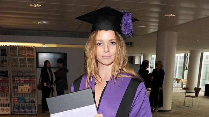 Stella McCartney receives an Honorary Degree From University of the Arts London