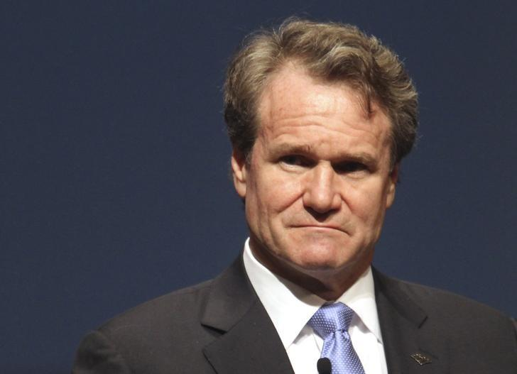 Bank of America chief Moynihan gets 23 percent pay hike