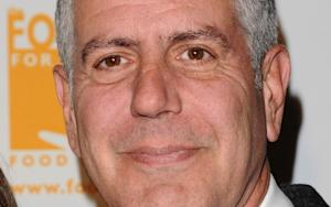 CNN to Spend Sundays Eating with Anthony Bourdain