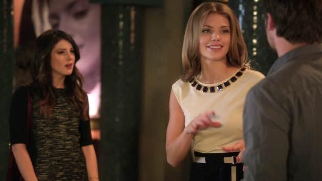 Annie and Naomi on The CW's '90210' -- The CW