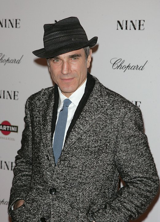 Nine NY Screening 2009 Daniel Day-Lewis