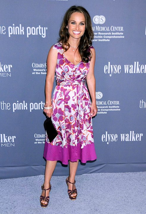 De Laurentiis Giada Pink Party