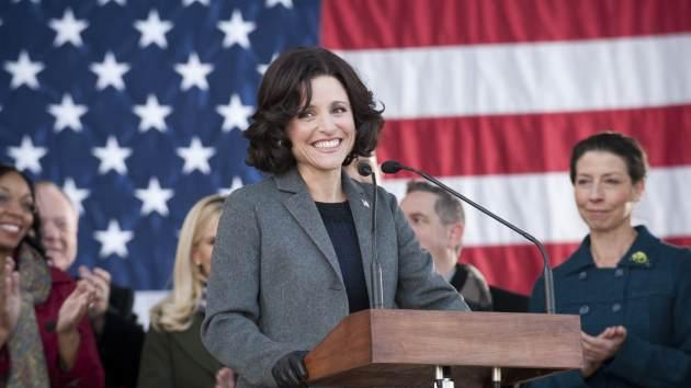 Julia Louis-Dreyfus in 'Veep' -- Lacey Terrell/HBO