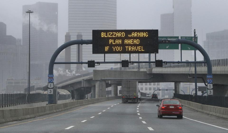 A state-by-state look at the northeast blizzard