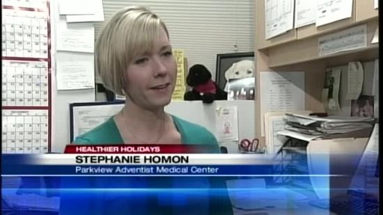 Heart Healthy tips for the holidays