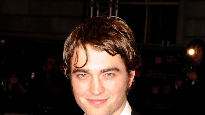 2010 BAFTA Awards Robert Pattinson