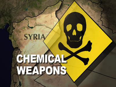 Kerry: Syria's Chem. Attack a `moral Obscenity'