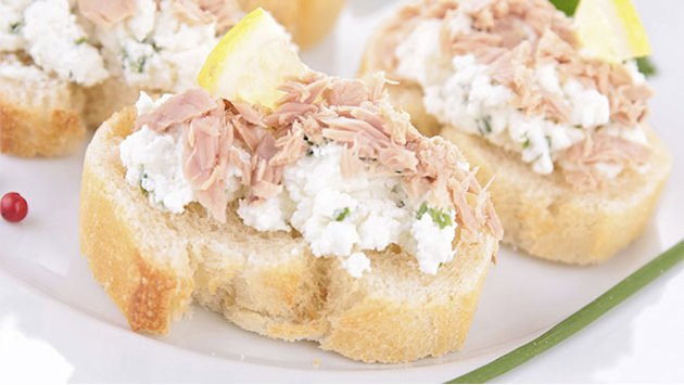 Salmon Spread