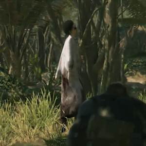 The P.T. Ghost Has a Comedic Cameo in MGS V - GS News Update