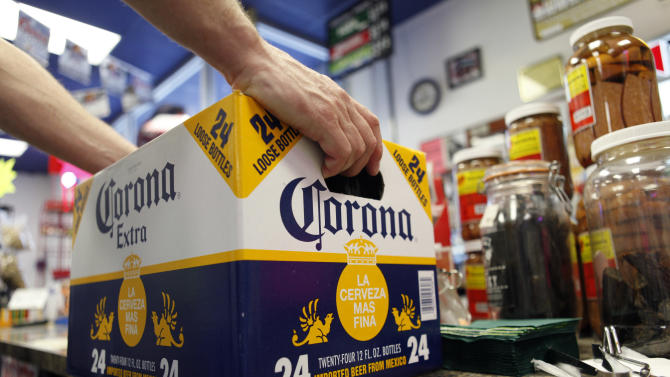AB InBev to buy out Modelo for $20.1 billion