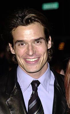 Premiere: Antonio Sabato Jr. at the Beverly Hills premiere of USA Films' Traffic - 12/14/2000