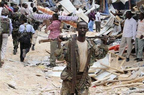 Illicit gun trade barrels ahead in Mogadishu
