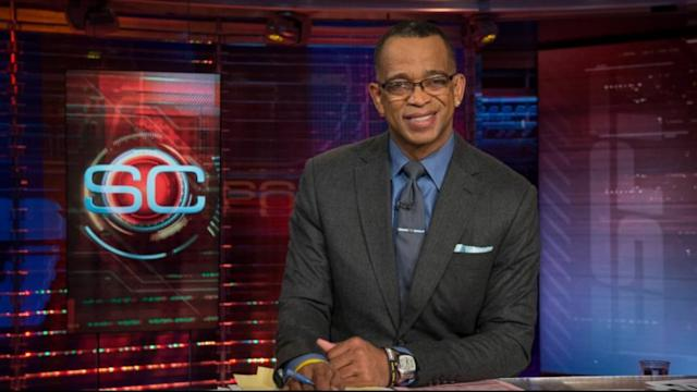 ESPN's Stuart Scott: 'Trying to Kick Cancer's A**'