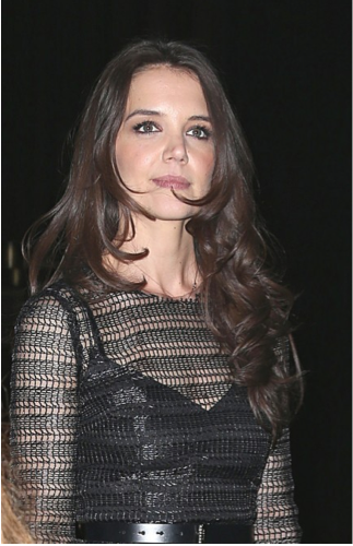 Katie Holmes separating from Tom Cruise
