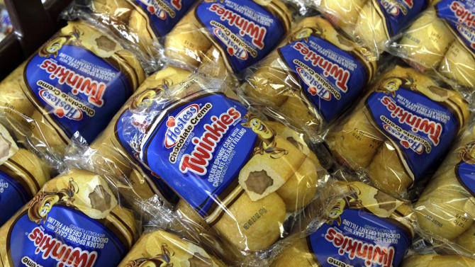 Crave a Twinkie? The price is going up fast online