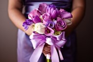 Why one bride decided to leave her flowers to a professional!