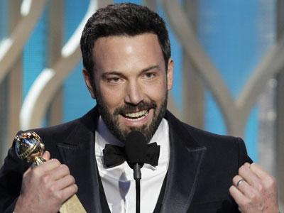 'Argo,' 'Les Miserables' Win at Golden Globes