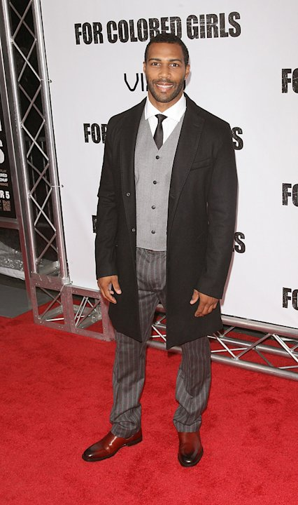 For Colored Girls 2010 NY Premiere Omari Hardwick