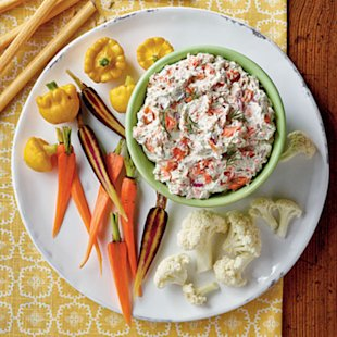 Smoked Salmon Dip