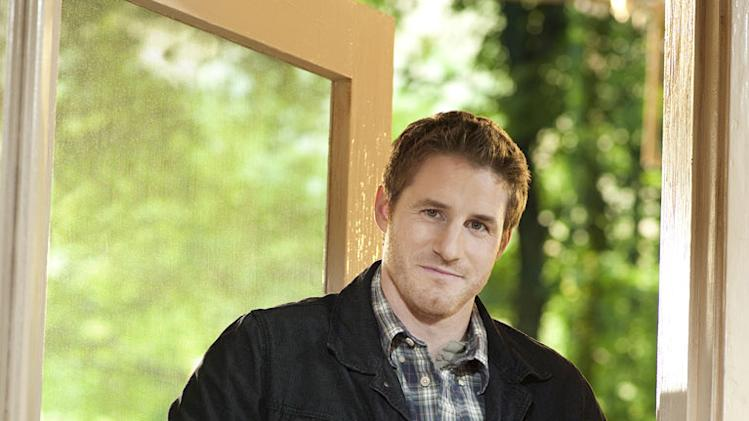 "Sam Jaeger as Joel Graham in ""Parenthood."""