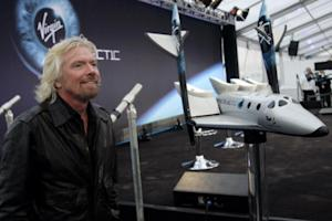 'Today' Show to Air Richard Branson's First Commercial Space Flight Live