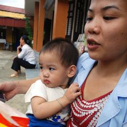 Ba Vi, Vietnam Adoption: Happy and Healthy Child Living With HIV in the U.S.