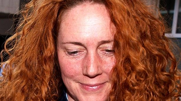 People Can't Stop Talking About Rebekah Brooks's Hair