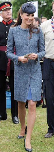 SHOP! Kate Middleton's M Missoni coat dress to hit Harrods and Harvey Nichols this July